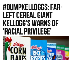 Breitbart urges boycott of Kellogg's after cereal maker pulls ads