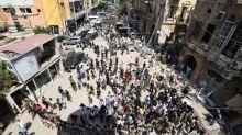 """""""Ce qui commence à naître au Liban, c'est bien l'émergence d'une opposition politique"""" estime la journaliste Sibylle Rizk"""