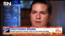 Alleged gunman's family calls for the death penalty
