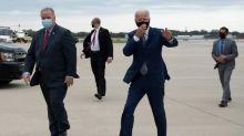 Um Biden 'otimista' se apresenta como unificador para lutar contra o racismo nos EUA