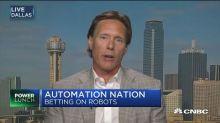 Robo Global CIO: Here's how to bet big on robotics