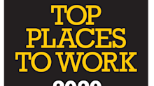 Mercury Named One of the Top Places to Work for 2020 by The Boston Globe