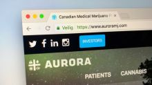 Aurora Cannabis: Here's Why ACB Stock Continues to Sink