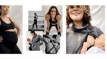 Bei Nike gibt es jetzt endlich Sportbekleidung für Schwangere