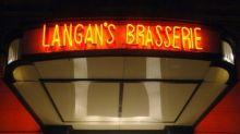 Up to 100 jobs at risk as Langan's Brasserie teeters on brink