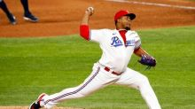 Rangers put RHP Volquez on 45-day IL with oblique strain