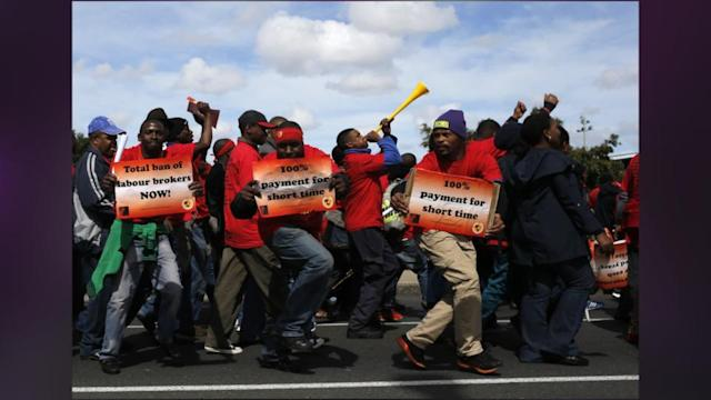 South Africa Labor Still 'inherently Unstable' After Strike Ends: BMW