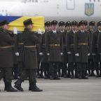 Bodies of Ukrainians killed in Iran plane crash repatriated