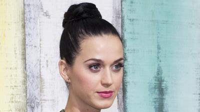 Katy Perry Attends Chanel Show in Paris
