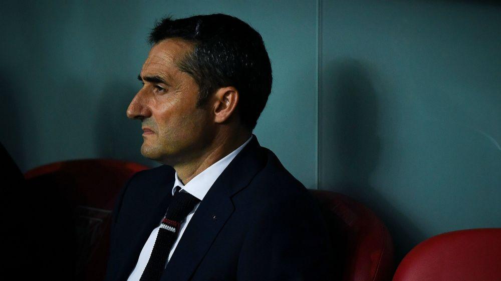Urrutia no aclara el futuro de Valverde y el Barcelona sigue a la espera