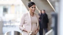 Meghan Markle returns to acting roots for first visit to National Theatre as patron