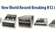 Supermicro Introduces Industry's Broadest Portfolio of Systems Based on the 2nd Gen AMD EPYC™ Processors with 27 World Record Performance Benchmarks Achieved
