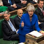 What time is the Brexit 'meaningful vote' in Parliament tomorrow, and what will happen if Theresa May's deal is rejected?