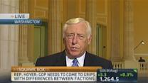 Cantor defeat reveals 'deep divisions' in GOP: Rep. Hoyer