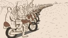 Katsina: The motorcycle bandits terrorising northern Nigeria