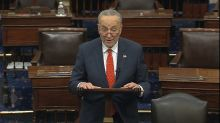 """Schumer proposes $25,000 """"heroes"""" pay for frontline workers"""