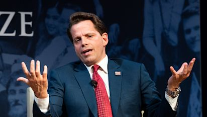 Scaramucci: Why Trump won't get re-elected