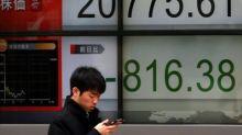 Markets extend falls as US-China trade dispute intensifies