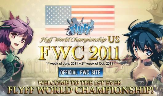 Flyff World Championship offering prizes to players as the tournament continues