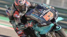 Moto - MotoGP - Aragon - GP d'Aragón: Fabio Quartararo évacué sur civière après une grosse chute