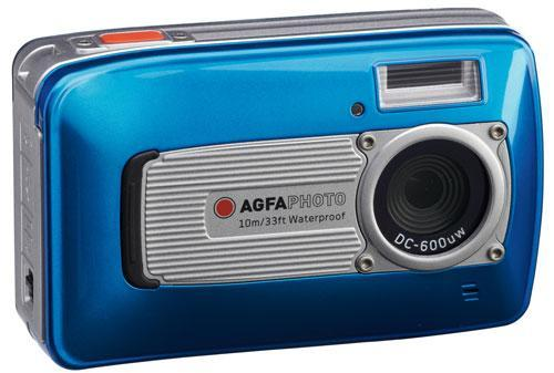 AgfaPhoto lanza la compacta resistente al agua DV-600uw