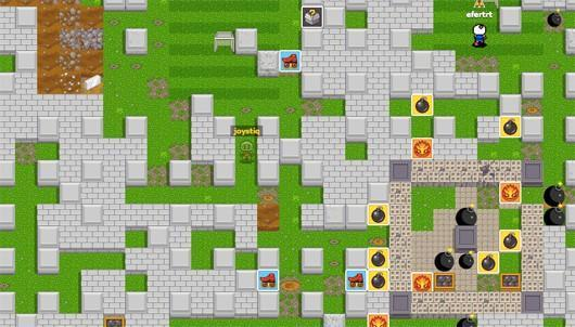 Bombermine blasts up to 1,000 players in your browser