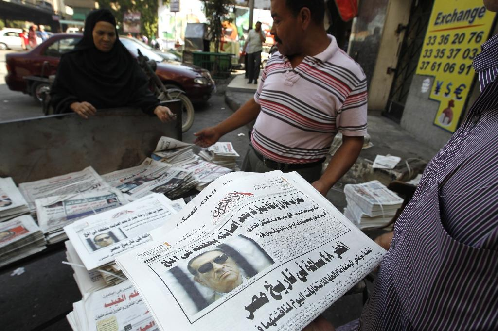 """The New York-based Committee to Protect Journalists has accused Egypt of placing restrictions on media and being a """"leading jailer of journalists"""""""