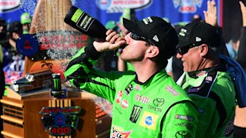 Power Rankings: Let's drink to Kyle Busch
