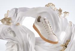 Adidas' Stan Smith Mylo are its first mushroom leather sneakers