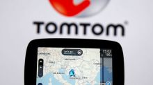 TomTom shares slide 13 percent after Volvo contract loss