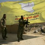 The Latest: US commander: IS fighters could 're-emerge'