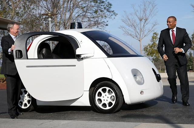 Google lays out its autonomous car proposal to the Feds
