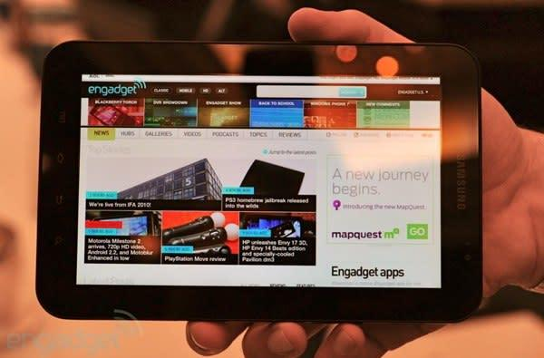 News publishers looking to the Galaxy Tab and BlackBerry PlayBook for refuge as well