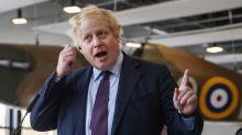 Boris Johnson blames Putin for poisoning of former spy