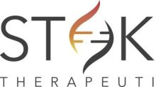 Stoke Therapeutics to Present at the UBS Global Healthcare Virtual Conference