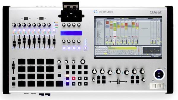 OpenLabs DBeat blends computer, audio control surface into amazing