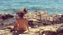 比利時夫婦「裸」住去旅行 提倡身體回歸大自然