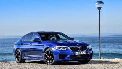 2018 BMW M5: Bavaria's best has its mojo back