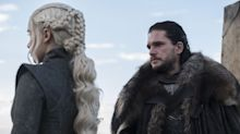 Game of Thrones' latest episode featured Daenerys joking about Jon Snow's height