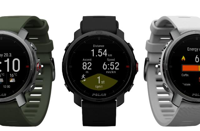Polar's latest watch promises 40-hour battery life with all features on