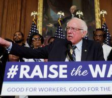 Bernie Sanders Calls Trump 'Racist' on MLK Day