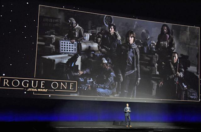 Twitter will host a live Q&A with 'Rogue One' director and cast