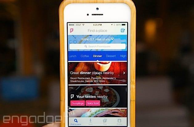 Foursquare builds a new ad business on your check-ins