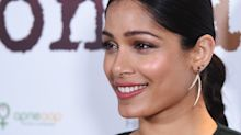 'It's the worst sort of betrayal – sold by husbands or fathers': Freida Pinto on the pain behind her sex trafficking film