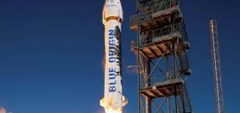 Want to fly in space? Bezos's company auctioning ticket