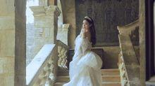 童話式婚禮不俗套!看苟芸慧怎樣嫁得像個公主
