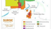 Surge Successfully Sells its Trapper Lake Land Positions to Brixton Metals