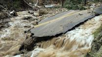 More rainfall in Colorado hampers rescue efforts