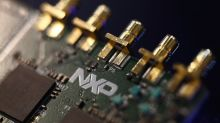 NXP Semiconductors Climbs on Report of China Regulatory Progress