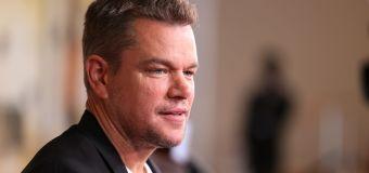 Matt Damon denies using antigay 'f-slur'